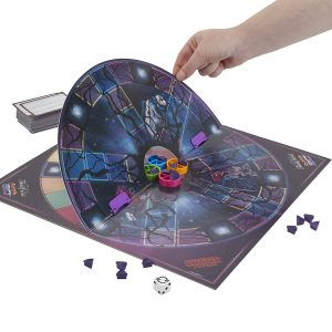 Stranger Things Trivial Pursuit Board Game