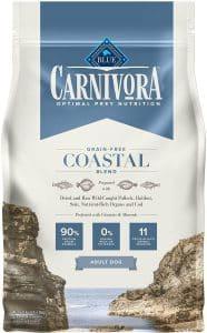 Blue Buffalo Carnivora Coastal Blend (No Peas or Potatoes)