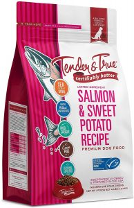 Tender and True Salmon and Sweet Potato (Poultry-Free)