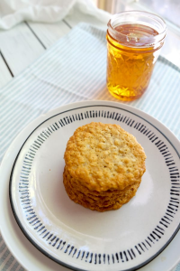 Golden syrup cookies