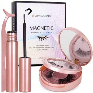 EssyNaturals Magnetic Eyeliner and Lashes Kit