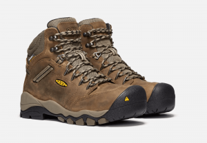Keen Women's Canby AT Waterproof Industrial and Construction Shoe