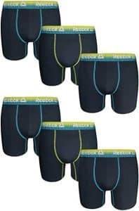 Reebok Men's Cotton Stretch Boxer Briefs