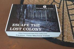 Escape the Crate subscription box