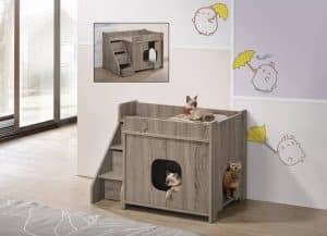 Tucker Murphy Pet Laskie Litter Box Enclosure