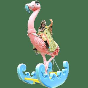 Rocking Flamingo