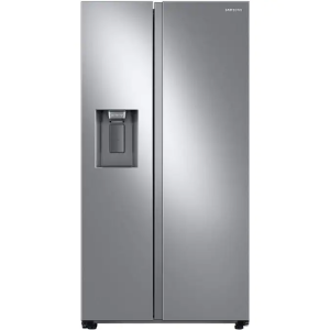 Samsung 27.4-cu ft Side-by-Side Refrigerator