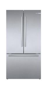 Bosch 800 Series 36 in. 21 cu. ft. French Door Refrigerator