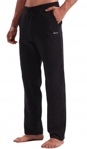 Willit Men's Cotton Yoga Sweatpants
