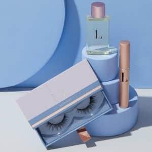 Lola's Lashes Sapphire Magnetic Eyelashes and Eyeliner Kit