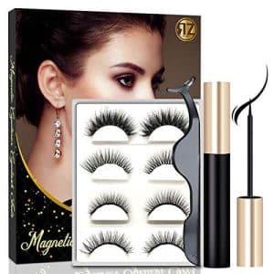 Reazeal Magnetic Eyelashes and Eyeliner Kit