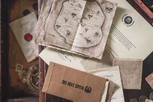 Society of Curiosities - Adventure by Mail subscription box