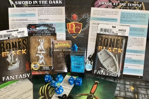 Dungeon Crate subscription box