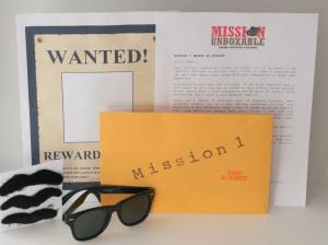 MissionUnboxable subscription box