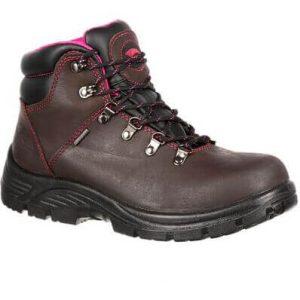Avenger Steel Toe Waterproof Work Boot