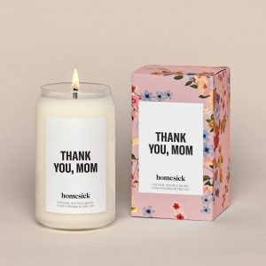 Thank You, Mom Candle
