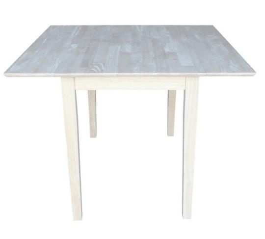 Dual Drop Leaf Dining Table