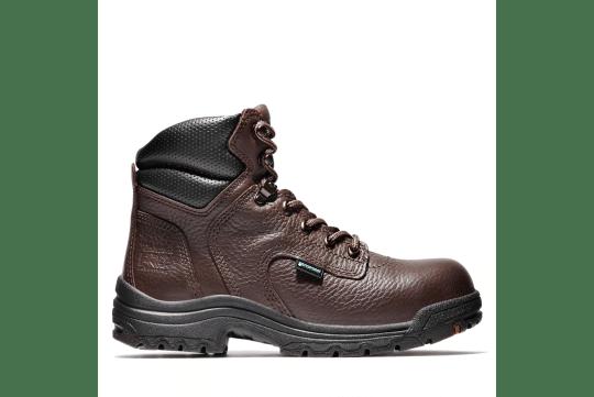 "Timberland PRO Titan 6"" Alloy Toe Work Boots"