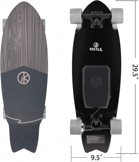 VOKUL V1 Electric Skateboard Cruise
