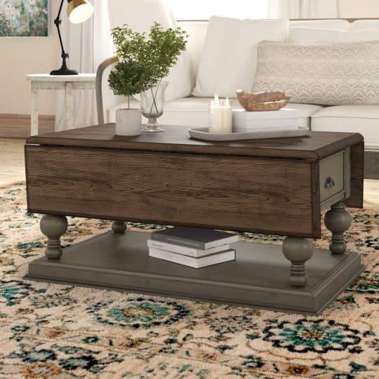 Sandbach Extendable Coffee Table