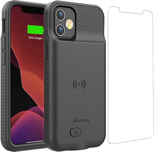 Battery Case for iPhone 12 & iPhone 12 P