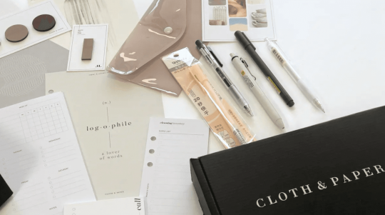 Cloth & Paper Subscription Box for Women