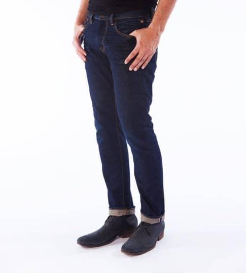 Hemp Blue Jeans