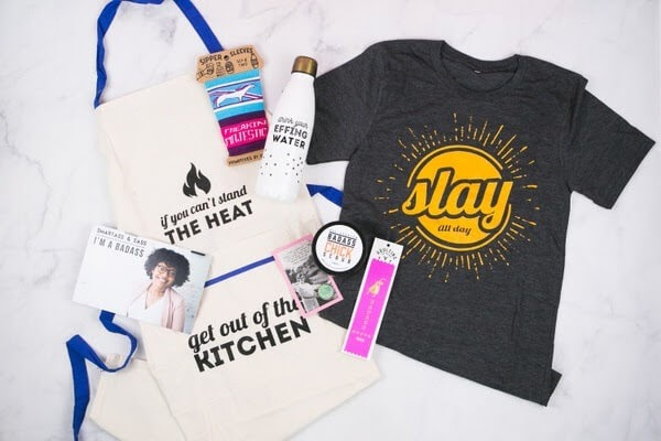 Smartass and Sass subscription box for women