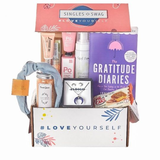 SinglesSwag Subscription Box for Women