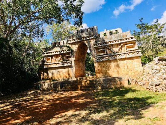 Ruins of Labna, Yucatan Peninsula -