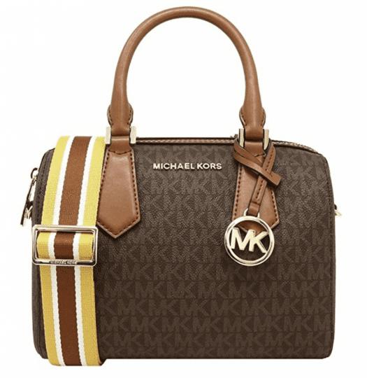 Michael Michael Kors Hayes Small Duffle Bag