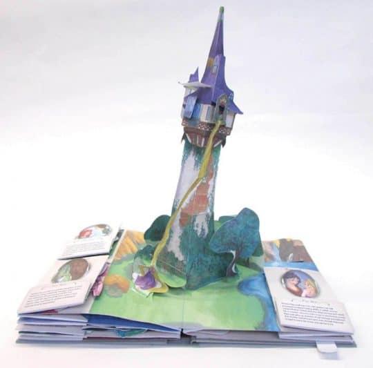 Disney Princess: A Magical Pop-Up