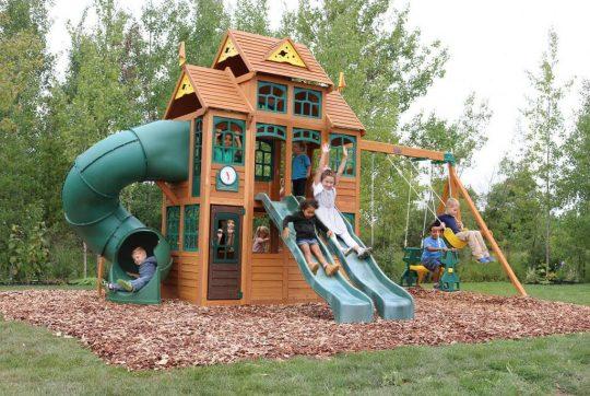 KidKraft Falcon Ridge Swing Set