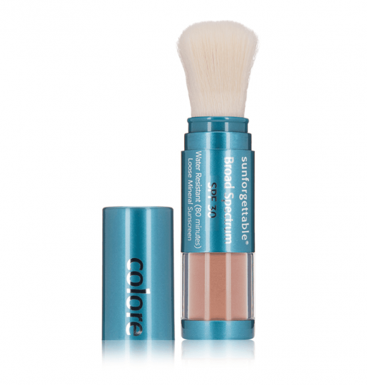 Colorescience Sunforgettable Brush-On Sunscreens