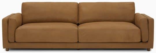 Henri Leather Sofa