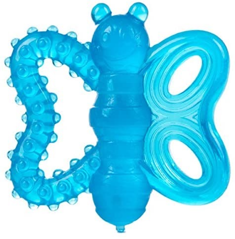 JW Pet Play Place Butterfly Puppy Teether