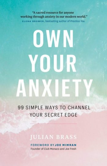 Own Your Anxiety by Julian Brass