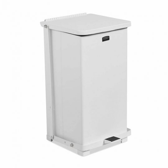 Rubbermaid Commercial Silent Defenders Trash Can