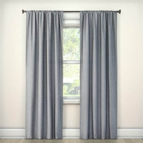 Best DreamCity Textured Thermal Insulated Drapes (Set of 2)