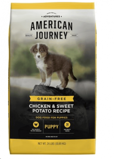 American Journey Grain Free Puppy Food