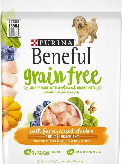 Purina Beneful Grain-Free Dog Food