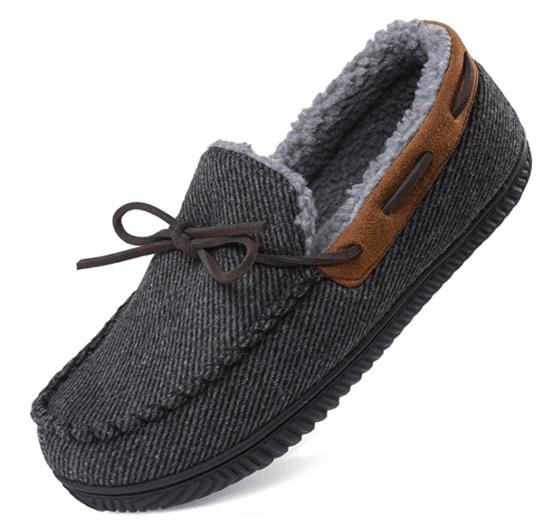 ULTRAIDEAS Men's House Shoes
