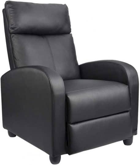 Homall Modern Recliner Chair