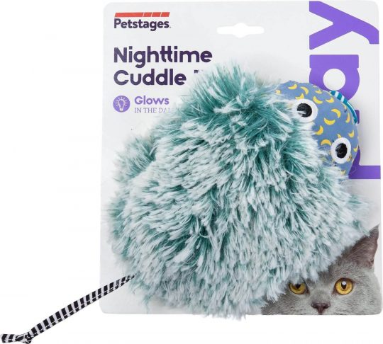 Petstages Nighttime Bug Cat Toy