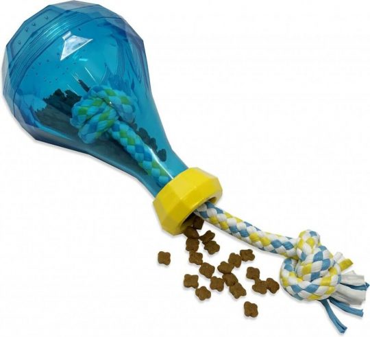 OurPets IQ Treat Vase Rope Toy