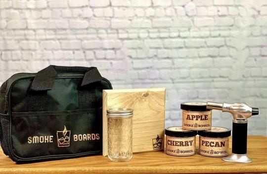 Smoke Board Smoked Cocktail Kit