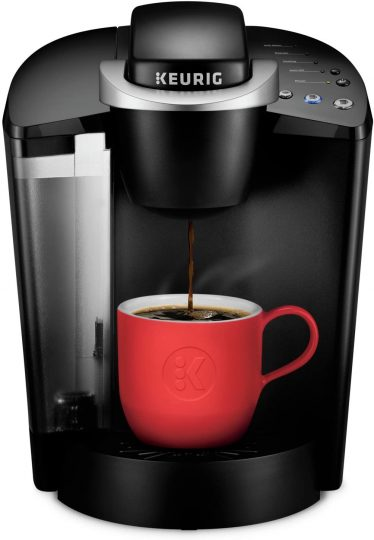 The Keurig K-Classic Coffee Maker