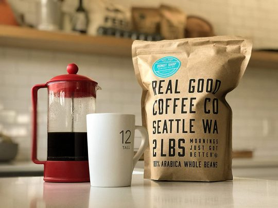 Real Good Coffee Co. Donut Shop