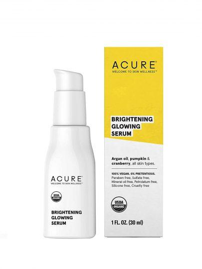 Acure Brightening Glowing Serum
