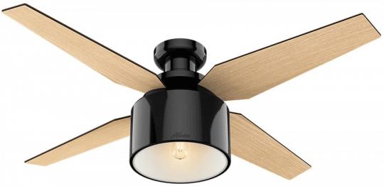 Hunter Cranbook Indoor Low Profile Ceiling Fan